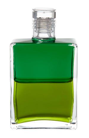 Arcangelo Cassiel – Equilibrium Aura-Soma® 113 – Verde Smeraldo/Oliva mezzo tono
