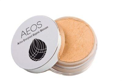 aeos mineral loose powder