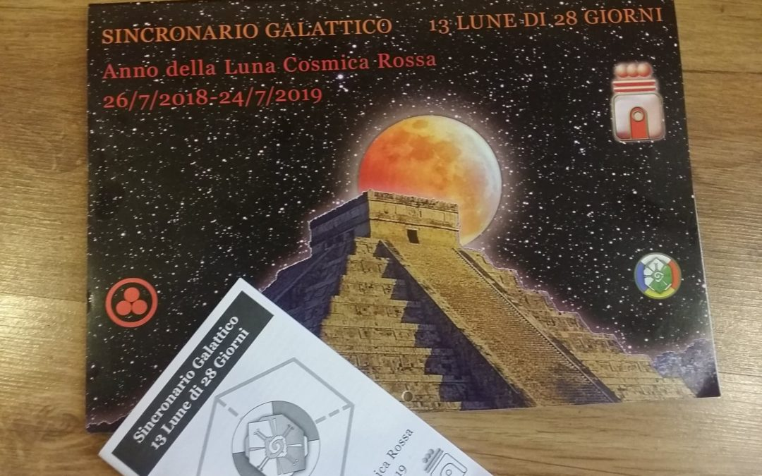 Seconda luna del sincronario Maya : La luna dello scorpione